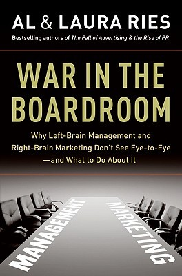 War in the Boardroom by Al Ries