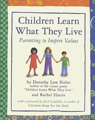 Children Learn What They Live by Dorothy Law Nolte
