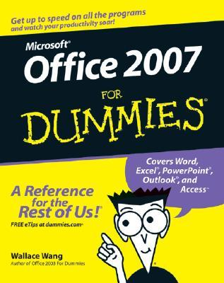 Office 2007 For Dummies (For Dummies (Computer/Tech))