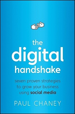 The Digital Handshake by Paul Chaney