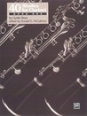 40 Studies for Clarinet, Bk 1: Studies 1-20