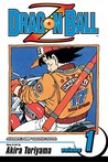 Dragon Ball Z, Vol. 1: A Never Before Seen Terror (Dragon Ball Z, #1)