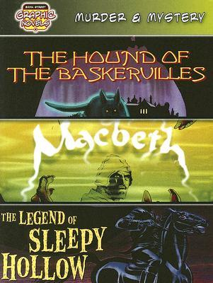 Murder & Mystery: The Hound of the Baskervilles/Macbeth/The Legend of Sleepy Hollow