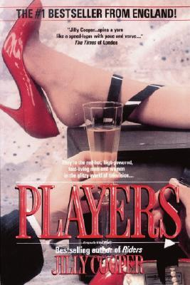 Players (Rutshire Chronicles #2)  - Jilly Cooper