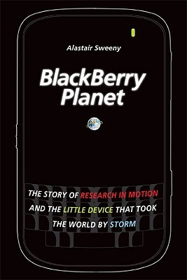 BlackBerry Planet by Alastair Sweeny