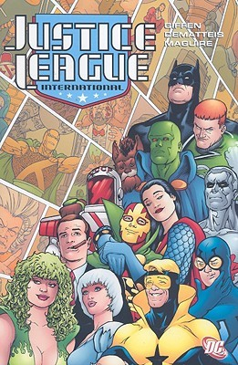 Justice League International, Vol. 3