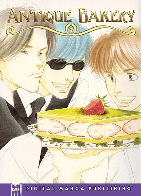 Antique Bakery, Volume 3 by Fumi Yoshinaga