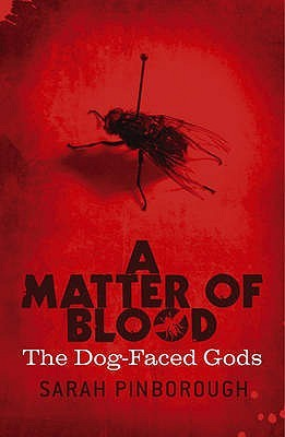 A Matter Of Blood by Sarah Pinborough