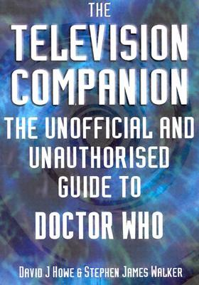 Television Companion by David J. Howe
