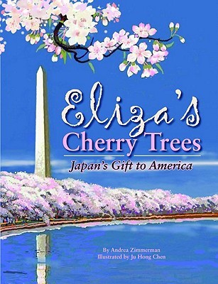 Eliza's Cherry Trees by Andrea Zimmerman