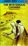 The Mysterious Caravan (Hardy Boys, #54)