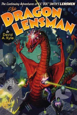 The Dragon Lensman by David A. Kyle