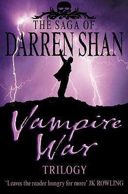 Vampire War Trilogy by Darren Shan