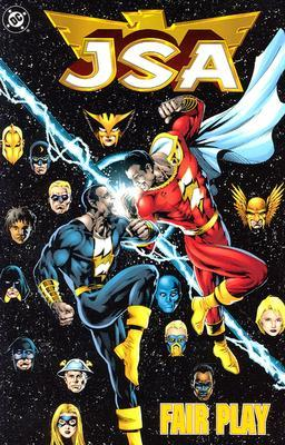 JSA, Vol. 4 by Geoff Johns