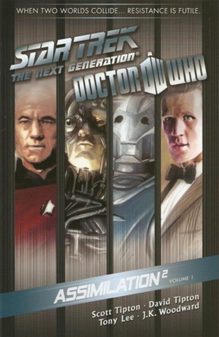 Star Trek by Scott Tipton