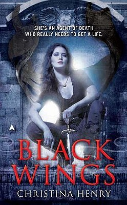 Black Wings (Black Wings, #1)