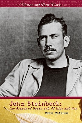 a comparison of john steinbecks of mice and men the grapes of wrath Book report: of mice and men and the grapes of wrath by john steinbeck in the  1930s europe considered america a place of hope, opportunity and prosperity.