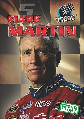 Mark Martin by Bill Holmes
