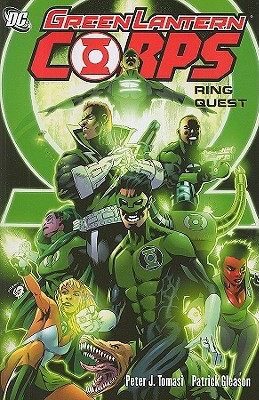 Green Lantern Corps, Vol. 3: Ring Quest