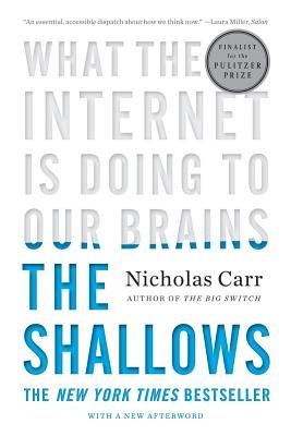 The Shallows by Nicholas G. Carr
