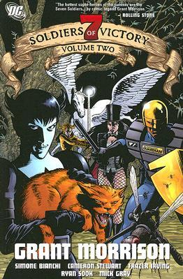 Seven Soldiers of Victory, Vol. 2 by Grant Morrison