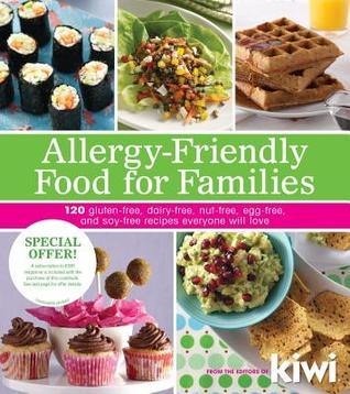 Allergy-Friendly Food for Families by Kiwi Magazine