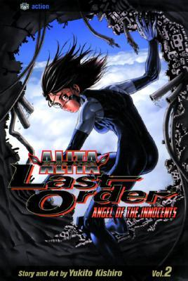 Battle Angel - Alita Last Order by Yukito Kishiro