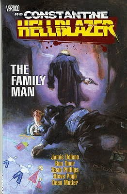Family man by Jamie Delano
