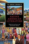 The Cambridge Companion to Native American Literature (Cambridge Companions to Literature)