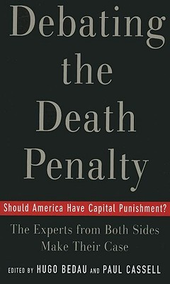 a discussion of the two sides of capital punishment On the other side, people say capital punishment is wrong because it's improperly applied, because killing is wrong or because it's skewed towards men of color primarily in a subsect of that, people make characterological claims about the person who is to be executed.