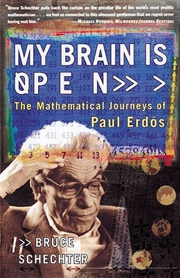 My Brain is Open by Bruce Schechter