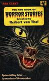 The Pan Book of Horror Stories by Herbert van Thal
