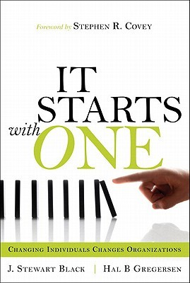 It Starts with One by J. Stewart Black