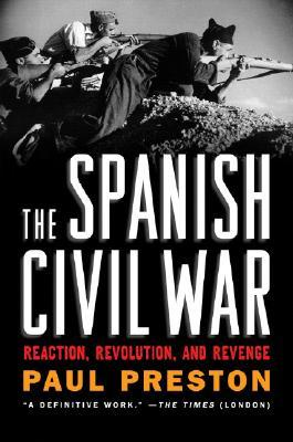 The Spanish Civil War by Paul Preston