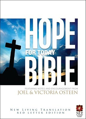Hope for Today Bible by Joel Osteen