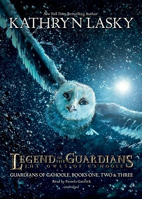 Legend of the Guardians by Kathryn Lasky