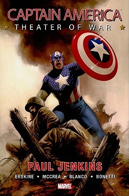 Captain America by Paul Jenkins