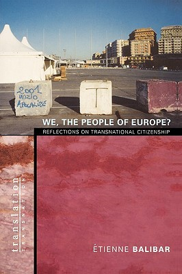 We, the People of Europe?: Reflections on Transnational Citizenship