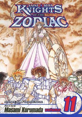 Knights of the Zodiac (Saint Seiya), Volume 11 by Masami Kurumada