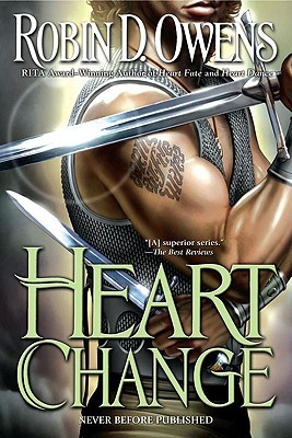 Heart Change (Celta's Heartmates, #8)