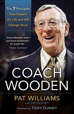 Coach Wooden by Pat Williams