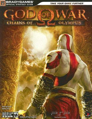 God of War: Chains of Olympus Official Strategy Guide (Bradygames Official Strategy Guides) (Official Strategy Guides (Bradygames))