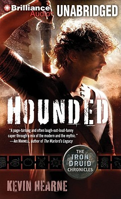 Hounded (Iron Druid Chronicles, #1)