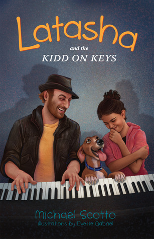 Latasha and the Kidd on Keys