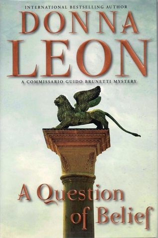 A Question of Belief (Commissario Brunetti, #19)