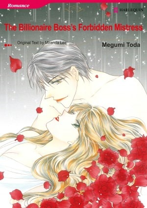 The Billionaire Boss's Forbidden Mistress (Harlequin Romance Manga)