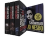 Jo Nesbo Collection 3 Books Set: The Redbreast, Nemesis, The Devil's Star