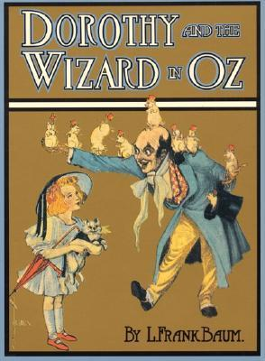 Dorothy and the Wizard in Oz (Oz, #4)