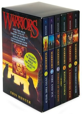 Warriors Box Set by Erin Hunter