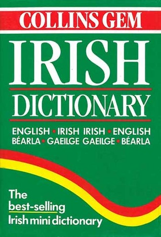 Collins Gem Irish Dictionary by Séamus Mac Mathúna